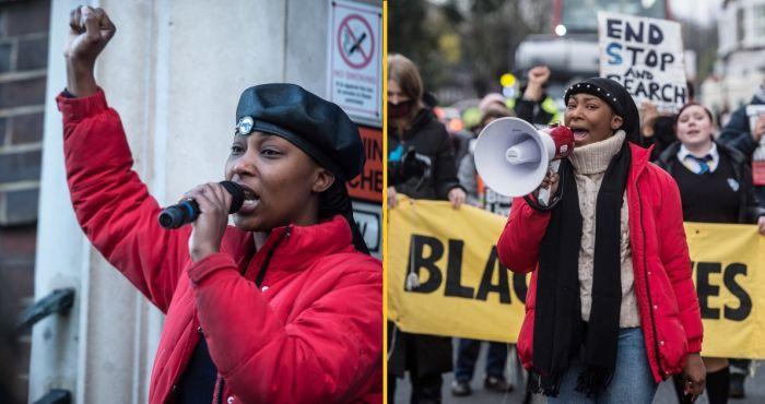 Update: Police hunting for four black men over shooting of Black Lives Matter activist, Sasha Johnson