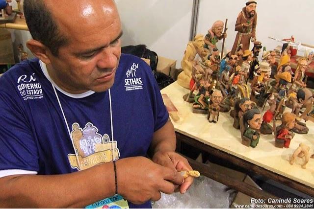 Natal: Feira Internacional de Artesanato começa nesta sexta-feira (23)