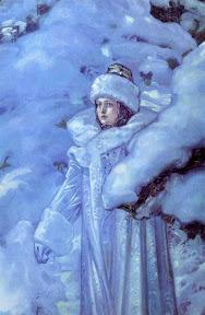 Художник Андрей Клименко Зимушка-зима