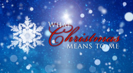 Blogmas Day 11: What Christmas Means To Me