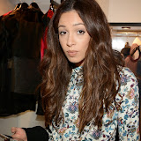 WWW.ENTSIMAGES.COM -      Danielle Peazer  at      Whistle and  Bango  launch party at Wolf and Badger, London October 23rd 2014Ashley James, Ania Kubow and Rosie Parkes are showcasing their new brand and bracelets at a celebrity studded press launch                                                 Photo Mobis Photos/OIC 0203 174 1069