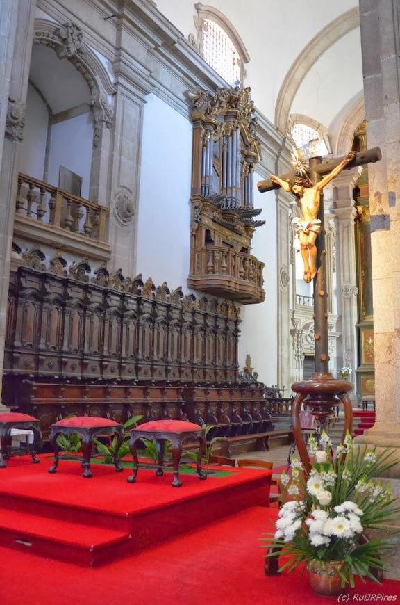 Sé Catedral de Lamego - Igreja-casa-mãe da Diocese de Lamego - Portugal (12)