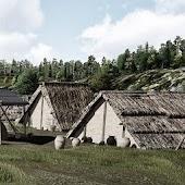 Slovanská vesnice virtual tour