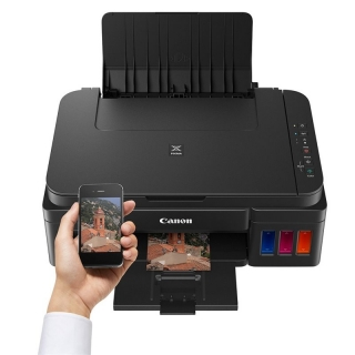 Reset Canon G3400 printer's Ink Pad at the end of it service life error