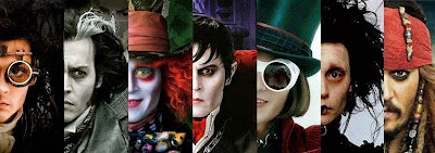As 1000 caras de Johnny Depp | Johnny Depp's Thousand Faces