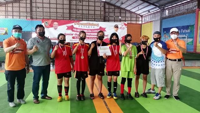 Ini Kunci Keberhasilan Tanah Laut Juarai Porda Special Olympics Indonesia