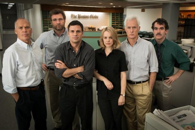Spotlight - 2015 En İyi Filmler