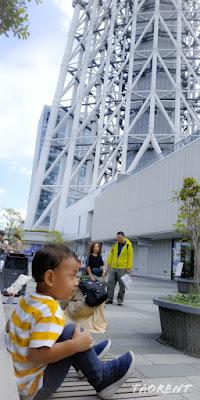 tokyo skytree deck