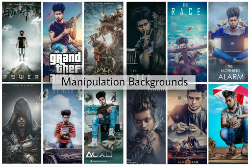 manipulation backgrounds