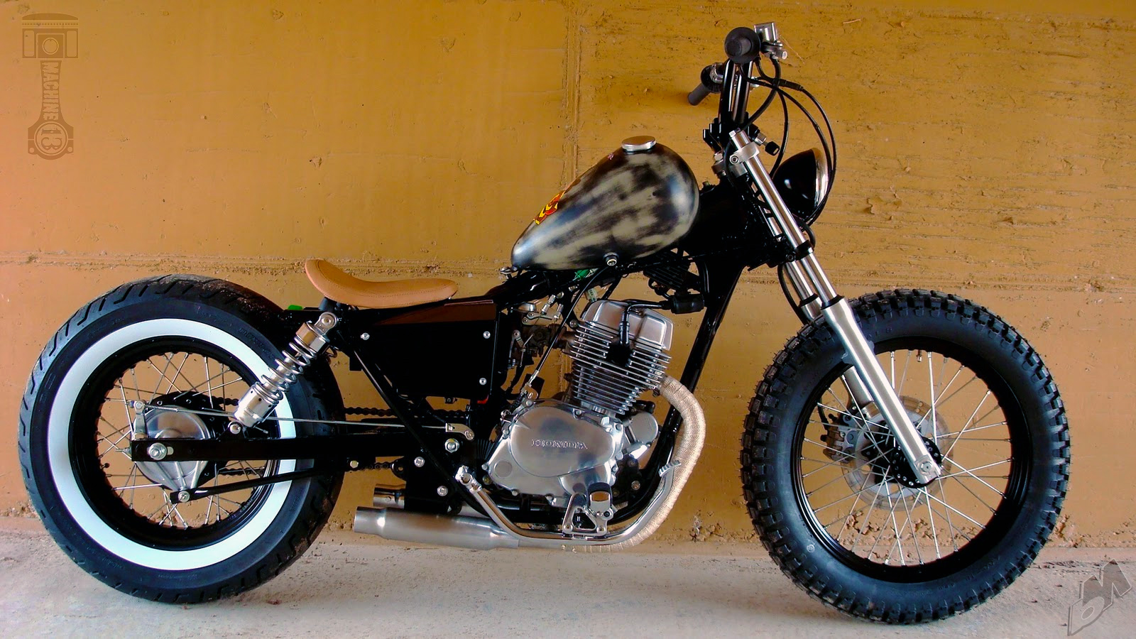 Kyle S Honda Rebel By Machine 13 Bikermetric