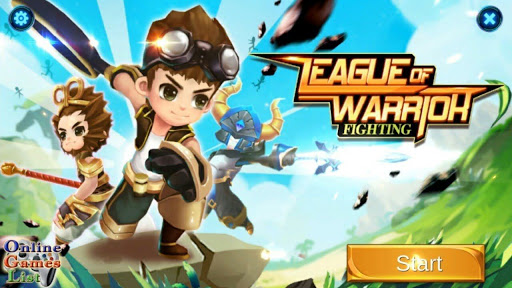 League of Warrior : Fighting APK