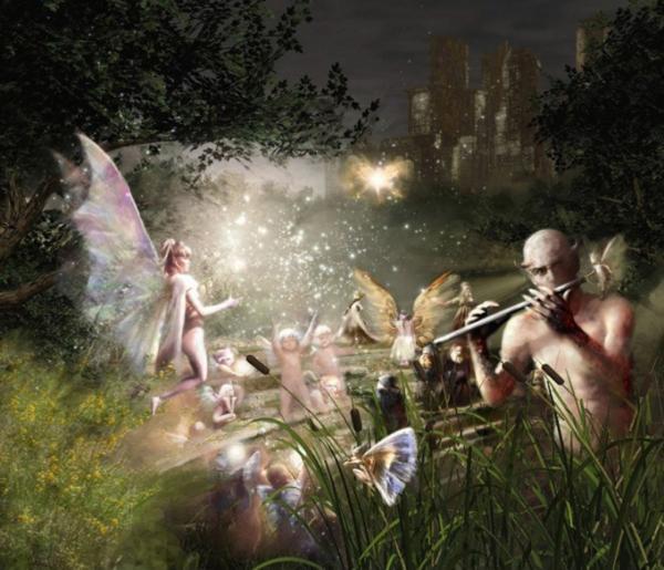 Dancing Of Fairies, Fairies Girls 2