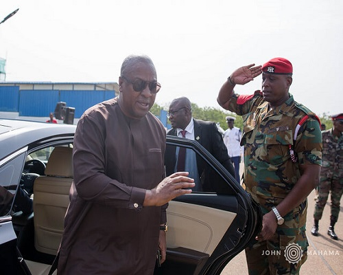 Surely Election 2024 will be 'Do or Die' Affair -John Mahama declares