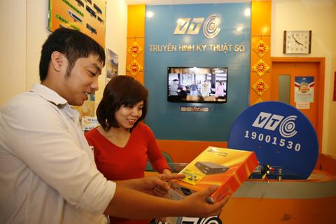 Tập đoàn VTC đẩy mạnh việc số hóa truyền hình
