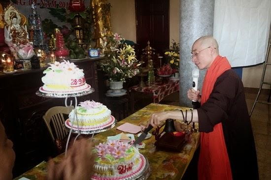 Khóa tu an lạc một ngày tại chùa Vạn Phúc7