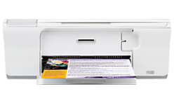 Down HP Deskjet F4224 lazer printer driver program