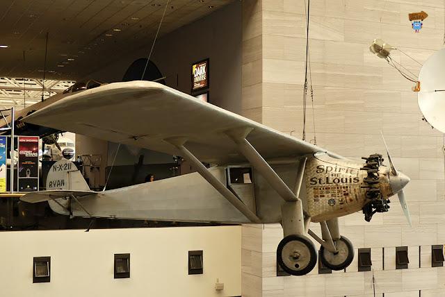 Museo del aire y del espacio - Washington