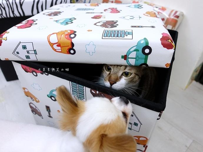 13 isufu舒福家居 寵物窩 收納椅凳