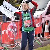 OIC - ENTSIMAGES.COM - Natalie Dormer at the  Virgin Money London Marathon on Blackheath in London, England. 24th April 2016 Photo Mobis Photos/OIC 0203 174 1069