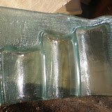 m�j pierwszy fusing , my first fusing , kiln formed glass