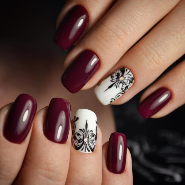 Nail Art Designs For Short Nails you will love 7