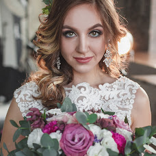 Wedding photographer Anastasiya Efremova (Nansech). Photo of 01.06.2017