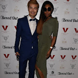 OIC - ENTSIMAGES.COM - Victor Wong and Cherelle Patterson  at the Dr. Vincent Wong Skincare Launch at Mahiki  London 3rd June 2015 Photo Mobis Photos/OIC 0203 174 1069