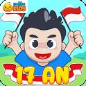 Game 17an Kemerdekaan icon