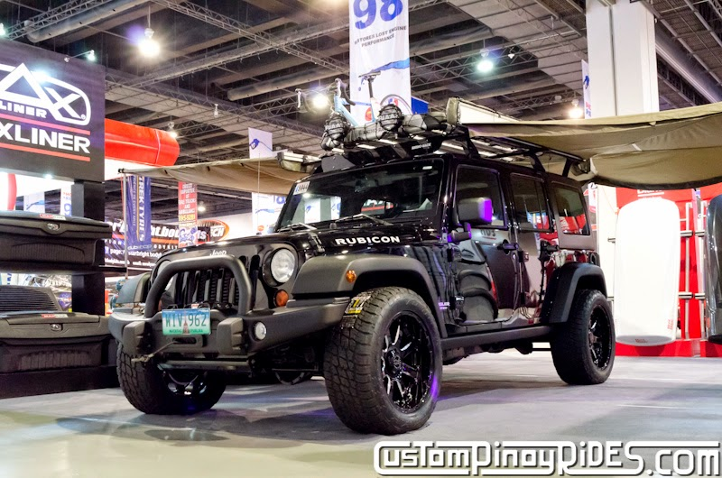 Trail and Camp-Ready JK Jeep Wrangler Rubicon Unlimited Custom Pinoy Rides Car Photography Manila Philippines pic1
