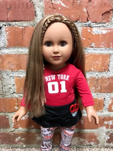 Baby Doll Clothes At Walmart Delectable PennilessCaucasianRubbish American Doll Adventures Walmart My Life