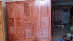 Tủ quần áo gỗ MS-172