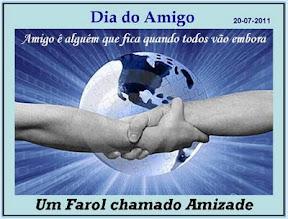 """Selinho dos Amigos de """"Um Farol Chamado amizade"""""""