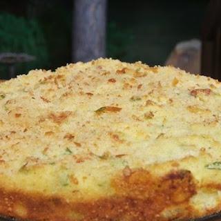 Italian Potato, Meat & Cheese Pie.