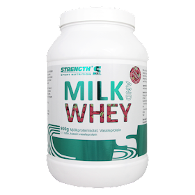 Strength Milk and Whey