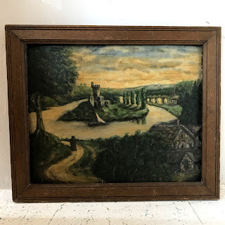 Island Landscape Oil