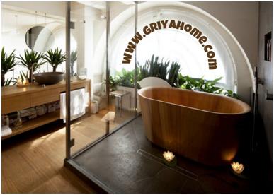 Bathub Jepang