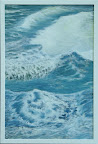 Aventino 2011 , Öl auf Leinwand, 40 x 60 cm