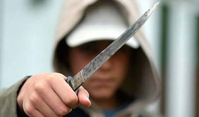 Young people and knives in Britain and elsewhere