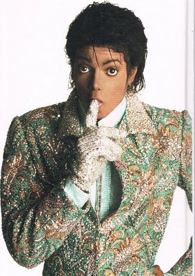 Michael para sempre!! Contracapa
