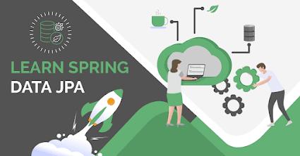 Best Spring Data JPA online courses