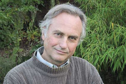 Richard Dawkins Portrait