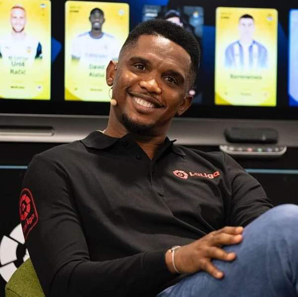 Samuel Eto'o will contest for the presidential position of the Cameroonian FA