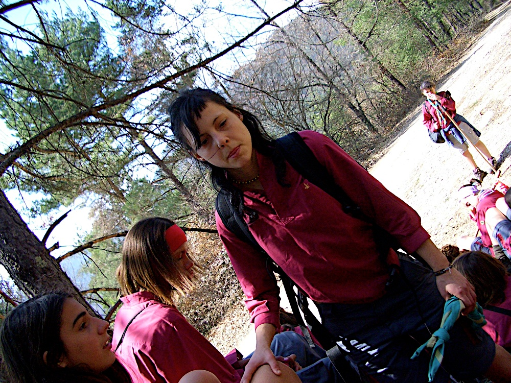 Campaments amb Lola Anglada 2005 - CIMG0342.JPG