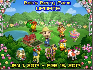 Bob's Berry Farm update jan 2017