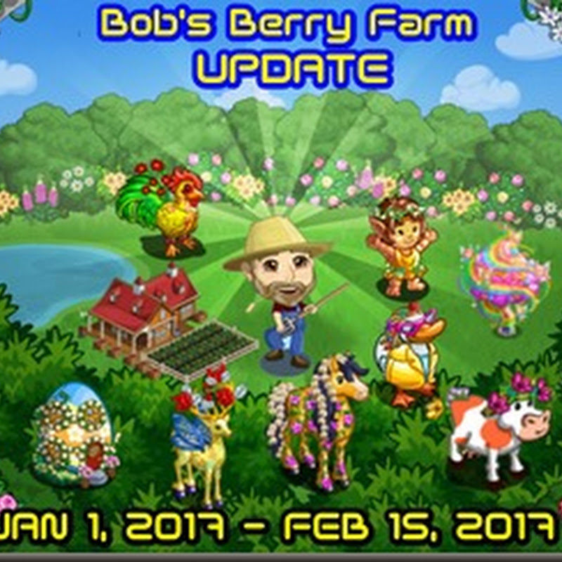 Bob's Berry Farm 2017 Spring Update