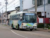 頸城自動車 上越妙高駅行