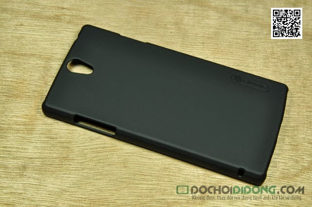Ốp lưng Oppo Find 5 Mini R827 NK vân sần