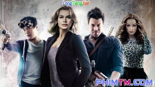 Xem Phim Đi Tìm Kho Báu 4 - The Librarians Season 4 - phimtm.com - Ảnh 1