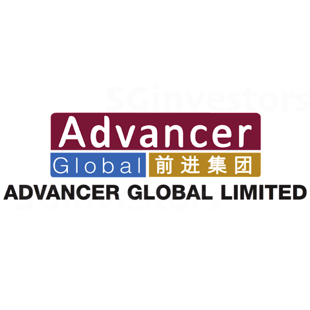 ADVANCER GLOBAL LIMITED (43Q.SI) @ SG investors.io