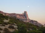 Paysage des Calanques de Marseille.